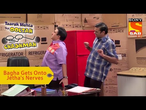 Your Favorite Character | Bagha Gets Onto Jethalal's Nerves | Taarak Mehta Ka Ooltah Chashmah