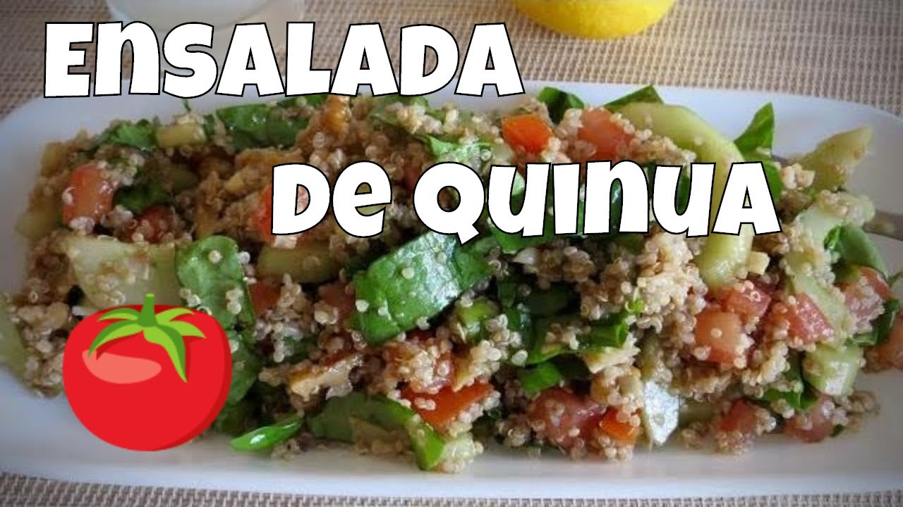 Ensalada de quinoa con verduras vegana the frugal for Cocina quinoa con verduras