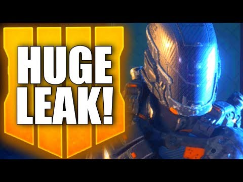 HUGE LEAK! Spectre Coming to Black Ops 4, New Abilities & New Spring Operation!
