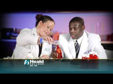Heald College: Pharmacy Tech -  Television Commercial  (HD)