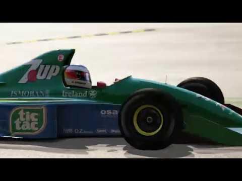 Assetto Corsa - Jordan 191 at Spa