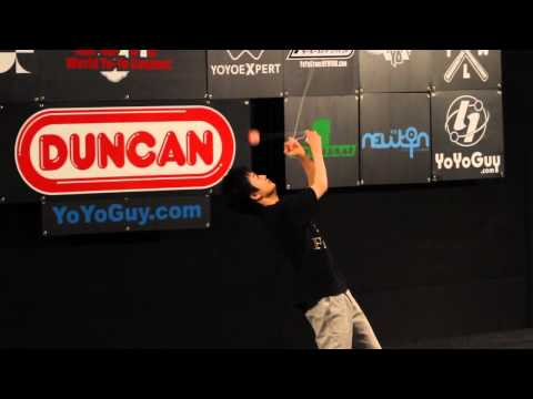 YoYoFactory Presents: Shinji Saito 1st Place 2A World YoYo Contest 2011 (finals)