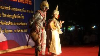 CHIANG MAI GATE - THAI TRADITIONAL NAIL DANCE