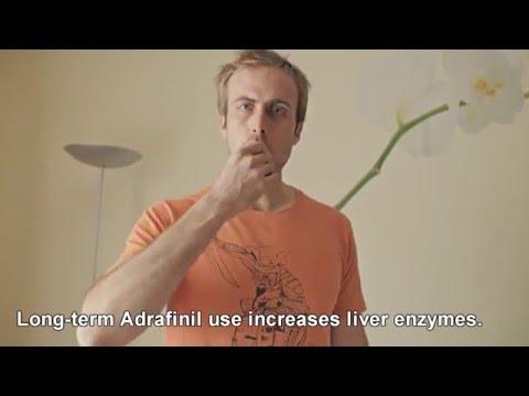 Adrafinil Modafinil - che ac za