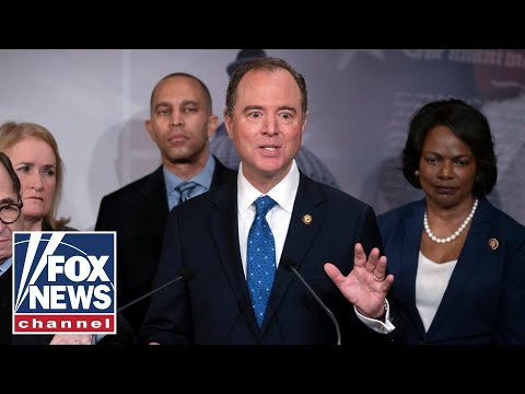 Pundits clash over Adam Schiff