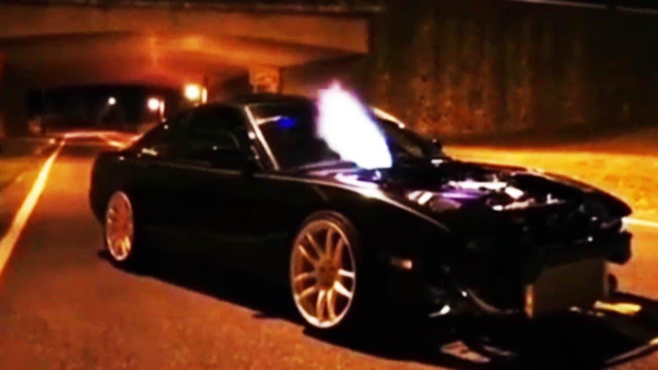 Increíbles Conductores en la Calle! Drifting y Carreras! | WTF Cars