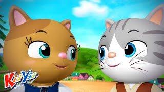детские песни   Джэк и Джилл + Еще!   KiiYii   мультфильмы для детей