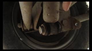 Замена передних и задних амортизаторов на ваз-2107-2101-2106
