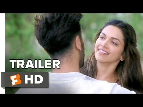 Tamasha Official Trailer #1 (2015) - Deepika Padukone, Ranbir Kapoor Movie HD thumbnail