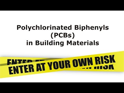 Polychlorinated Biphenyls (PCBs) In Building Materials