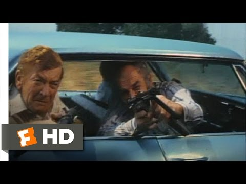 Walking Tall (7/9) Movie CLIP - Road Ambush (1973) HD