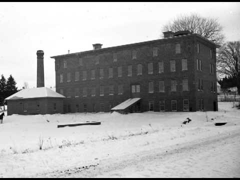 Chestnut Canoe Factory - York Street Audio Tour, Fredericton Heritage Trust, New Brunswick, Canada