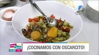 Tarta de verduras | Recetas VLT