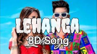 Lehanga : Jass Manak Satti Dhillon   Latest Punjabi Songs 8D Audio Song - Spider Audio Library