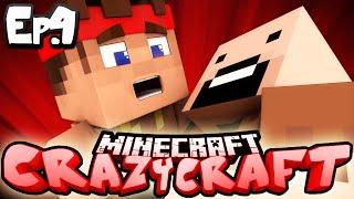 Minecraft  CRAZY CRAFT 3.0 | Ep 4 : WE KILLED NOTCH!! (Crazy Craft Modded Survival)