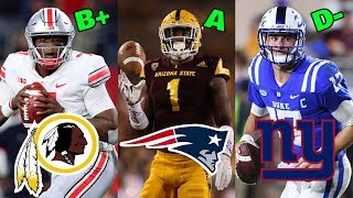 2019 Draft Grades For All 32 NFL Teams Officially REVEALED