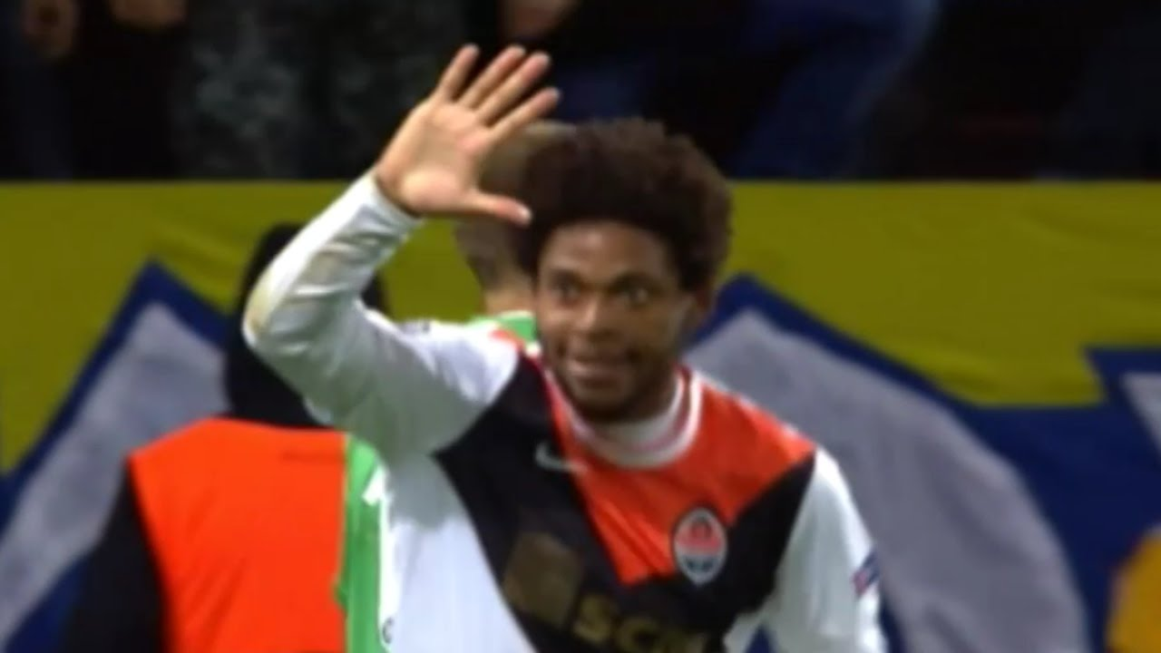 5 goals netted by Luiz Adriano in BATE vs Shakhtar game