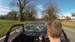 caterham 7 super sprint 1700cc ford kent crossflow