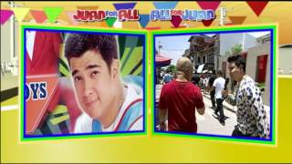 Juan For All, All For Juan Sugod Bahay | July 01, 2017