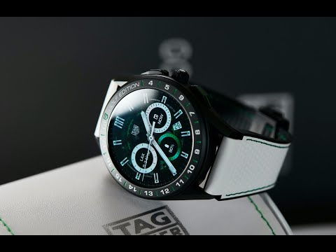 The New TAG Heuer Connected Golf Edition Is Rated In Detail After 18-hole Trial With A Pro Coach