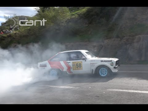 Rallye Festival Trasmiera 2014 | Show Drift & Mistakes | Legend Cars [HD]