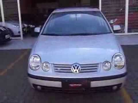 volkswagen polo sedan 1 6 8v 2004 youtube. Black Bedroom Furniture Sets. Home Design Ideas