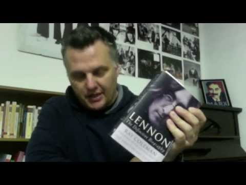 Beatles Book Review - Lennon: The Definitive Biography - Ray Coleman (Matt Blick)