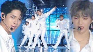 워너원, 1세대 아이돌의 카리스마 재현! 'We Are the Future' @2017 SBS 가요대전 2부 20171225