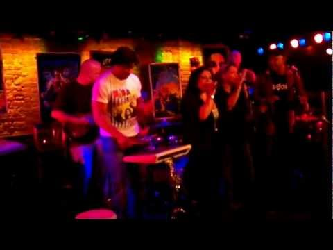Lisa Lisa and Cult Jam live Dec 2012