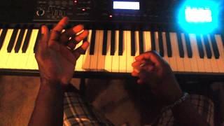 Introducing The Drop 2 Kay Benyarko Chords  African Block Chords
