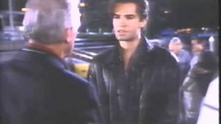 Art Hansl Movie Clip: Billy Zane and Hansl in Flash Fire, 1994. an Action Movie