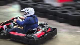 Snods v Diamond - Go Kart Challenge