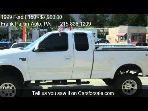 1999 Ford F150 Xlt Supercab Long Bed 4wd For Sale In Glens Youtube