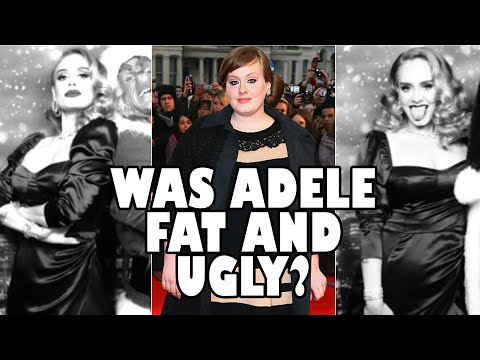 Was Adele Fat And Ugly Before Her Weight Loss?