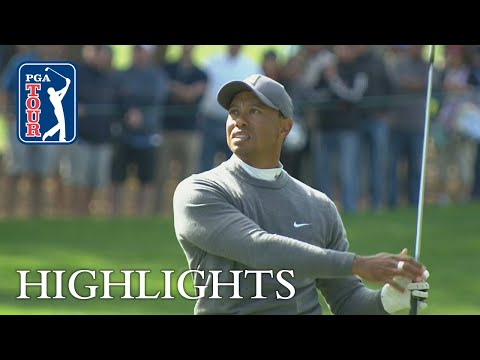 Tiger Woods' highlights | Round 1 | Valspar
