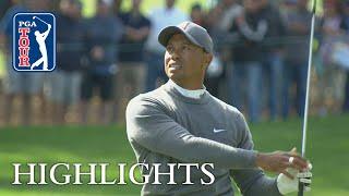 Tiger Woods' highlights | Round 1 | Valspar