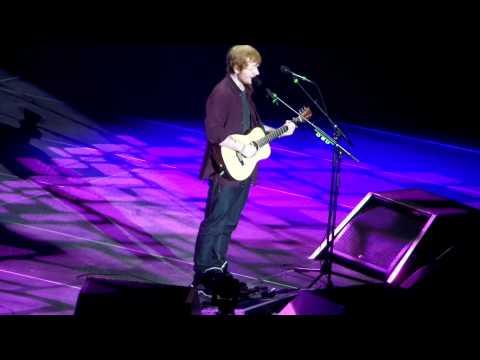 The Man- Ed Sheeran 9/15/14