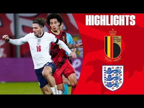 Belgium 2-0 England | Three Lions Fall To Belgium | UEFA Nations League | Highli