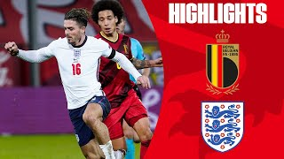 Belgium 2-0 England | Three Lions Fall To Belgium | UEFA Nations League | Highlights