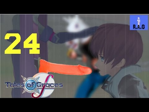 Reach Around Games: Let's Play Tales of Graces f - Episode 24