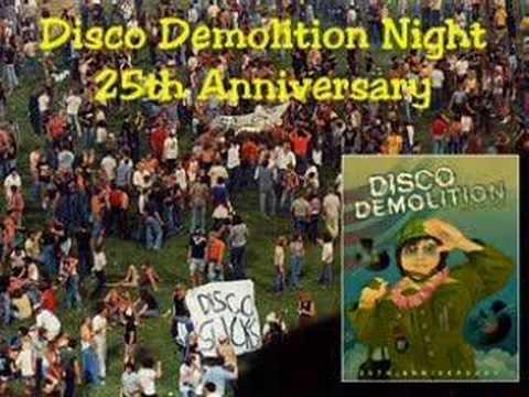 Disco Demolition Night - The Day Disco Died...