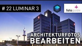 Luminar 3 | Luminar 2018 # 22: Architekturfotos bearbeiten