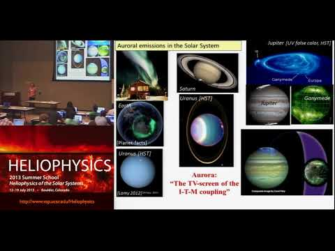 Planetary outer atmospheres: interfaces from atmospheres to magnetospheres #2 | Marina Galand