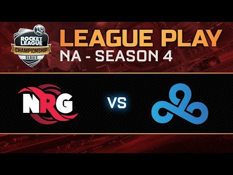 Cloud9 vs NRG Esports vod