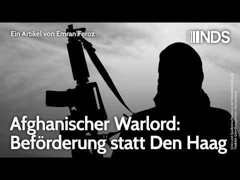 Afghanischer Warlord: Beförderung statt Den Haag | Emran Feroz | NachDenkSeiten-Podcast