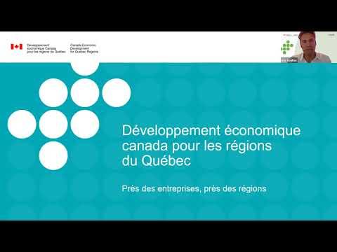 Webinaire PME : en route vers une relance concertée, dynamique et durable