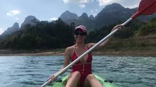 Озеро Чао Лан Тайланд Февраль 2020