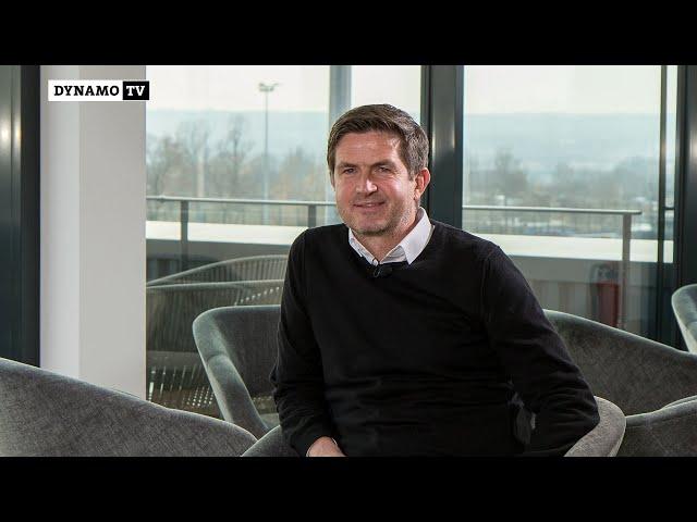 Interview mit Sportgeschäftsführer Ralf Becker