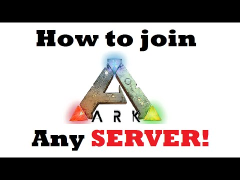 ARK | Cant Connect to Server? | Work Arounds | Unofficial & Official