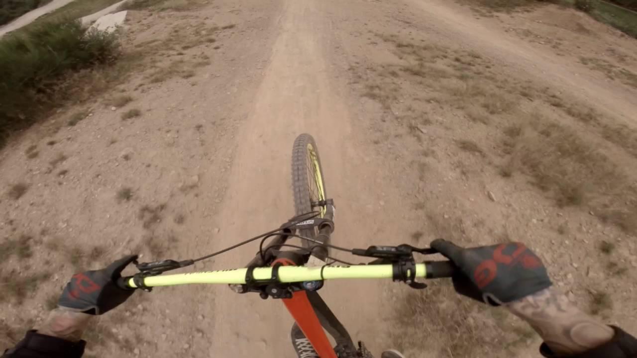 GoPro RAW BikePark Malmedy Ferme Libert Canyon Sender CF MTB Freeride